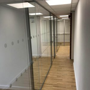 UK installing partitions