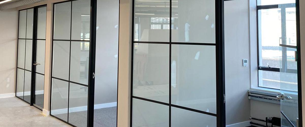 glass door nw two