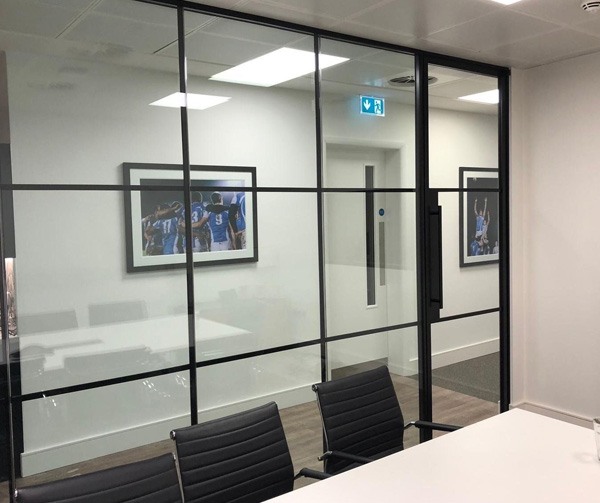 office partition image