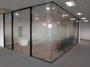 glass door in Kent