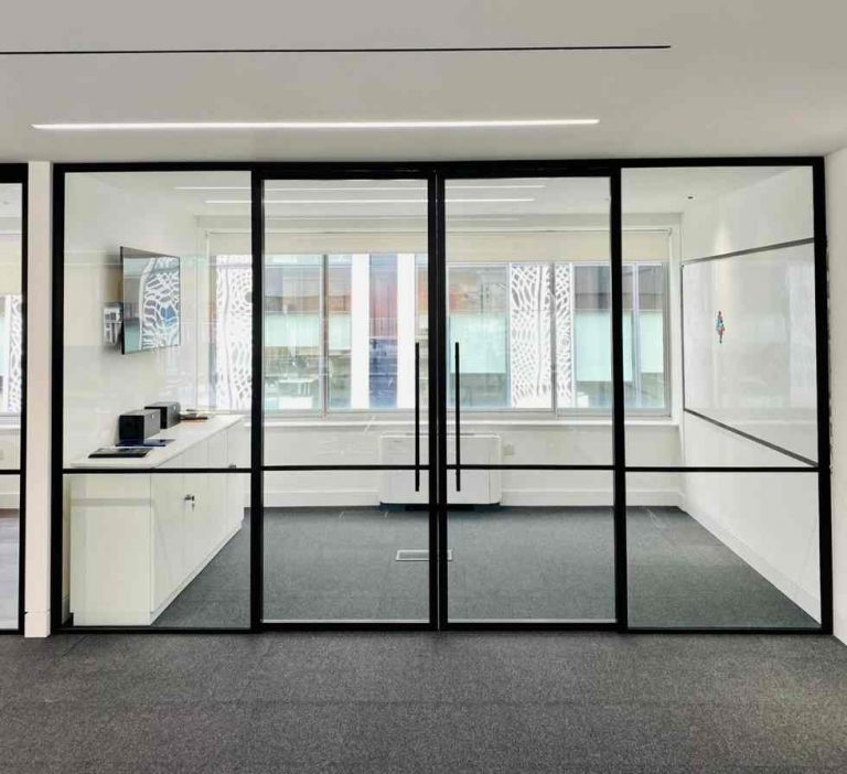 Why are Glass Office Partitions Useful for Office Premises?