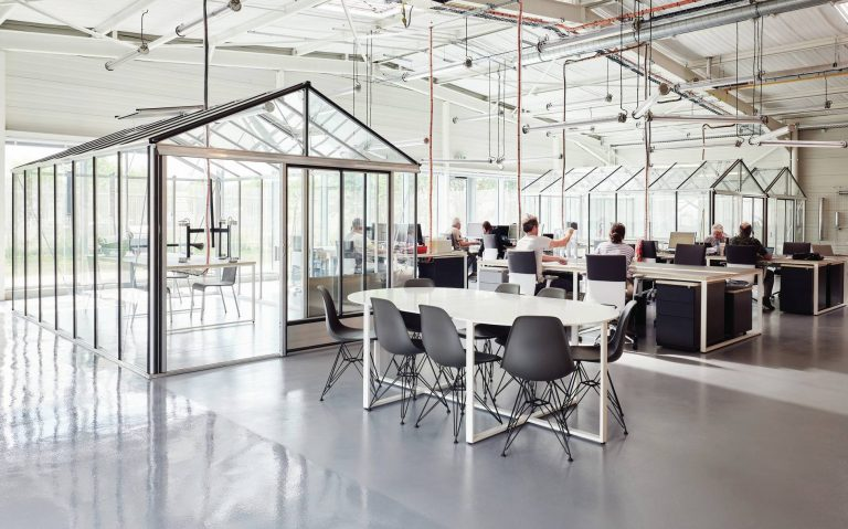 Why Glass Office Partitions are a Safe Solution for Post-Covid Offices?